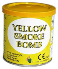 Smoke Bomb Yellow